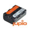 Sony NP-FM30, NP-FM50, NP-FM51, NP-QM50, NP-QM51 akkumulátor a Jupiotól
