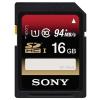 Sony SDHC 16GB UHS-I (Class 10) (94MB/s)