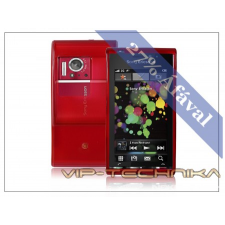 Sony Sony Ericsson Satio U1 szilikon hátlap - piros - LUX tok és táska