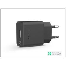 Sony Sony USB gyári hálózati gyorstöltő adapter - QC 2.0 Quick Charger - 5V/1,8A és 9V/1,7A és 12V/1,27A - UCH10 (ECO csomagolás) tok és táska