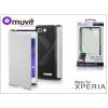 Sony Sony Xperia E3 (D2203) flipes tok - Made for Xperia Muvit Easy Folio - white