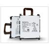 Sony Sony Xperia Z1s (C6916) gyári akkumulátor - Li-Polymer 3000 mAh - LIS1532ERPC (csomagolás nélküli)