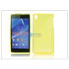 Sony Sony Xperia Z2 szilikon hátlap - S-Line - sárga