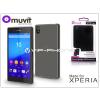 Sony Sony Xperia Z5 Premium (E6853) hátlap - Made for Xperia Muvit miniGel - black