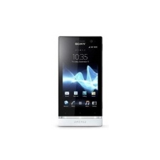 Sony ST25 Xperia U kijelző védőfólia mobiltelefon előlap