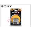 Sony Ultra Carbon Zinc AAA micro elem - 4 db/csomag