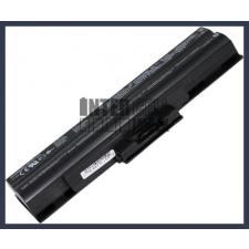 Sony VAIO VGN-AW82DS 4400 mAh 6 cella fekete notebook/laptop akku/akkumulátor utángyártott sony notebook akkumulátor