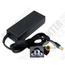 Sony VAIO VGN-FJ Series 6.5*4.4mm + pin 19.5V 4.7A 92W cella fekete notebook/laptop hálózati töltő/adapter utángyártott sony notebook hálózati töltő