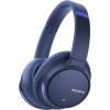 Sony WHCH700NL.CE7  Fejhallgató, Bluetooth, Zajszűrős, Kék (WHCH700NL.CE7)