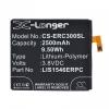 Sony Xperia C3 / Xperia T3, Akkumulátor, 2500 mAh, Li-Polymer, 1278-2168 kompatibilis