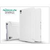 Sony Xperia XA (F3112/F3116) oldalra nyíló flipes tok - Nillkin Sparkle - fehér