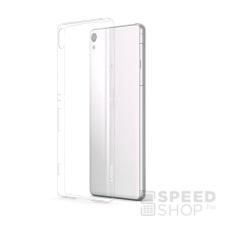 Sony Xperia XA Style Cover gyári hátlap tok, átlátszó, SBC24 tok és táska