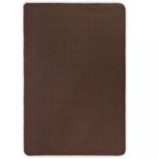 Sötétbarna juta szőnyeg latex hátoldallal 120 x 180 cm redőny