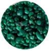 Sötétzöld akvárium aljzatkavics (2-4 mm) 0.75 kg