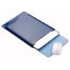 """SOYAN boríték alátéttel Apple MacBook 13"""" - mikroszál - kék"""