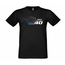SPARCO 40TH rövid ujjú póló