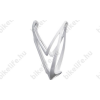Specialized Rib Cage kulacstartó, desing, műanyag, fehér