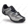 Specialized Sport MTB kerékpáros cipő 44-es 3 tépőzáras, titán/fekete