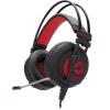 Speedlink SL-860003-BK MAXTER Gaming Headset, USB, fekete (SL-860003-BK)