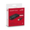 Speedlink USB elosztó-HUB, 7 port, USB 2.0, SPEEDLINK