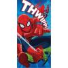 Spiderman fürdőlepedő strand törölköző 70*140cm