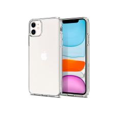 Spigen Apple iPhone 11 ütésálló hátlap - Spigen Liquid Crystal - átlátszó tok és táska