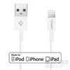 Spigen Essential C10LS Apple Lightning adatkábel, fehér