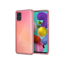 Spigen Samsung A715F Galaxy A71 ütésálló hátlap - Spigen Liquid Crystal - átlátszó tok és táska