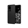 Spigen Samsung G988F Galaxy S20 Ultra ütésálló hátlap - Spigen Liquid Air - fekete