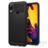 Spigen SGP Marked Armor Huawei P20 Lite Black hátlap tok