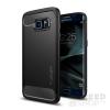 Spigen SGP Rugged Armor Samsung Galaxy S7 Edge Black hátlap tok
