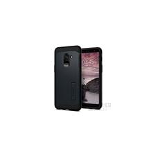 Spigen SGP Slim Armor Samsung Galaxy A8 (2018) Metal Slate hátlap tok tok és táska