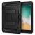 "Spigen SGP Tough Armor Tech Apple iPad 9,7"" (2017/2018) Black hátlap tok + Tempered glass védőfólia"