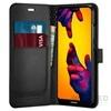 Spigen SGP Wallet S Huawei P20 Lite Black flip tok