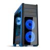 Spirit of Gamer ROGUE 3 Számítógépház, Kék (8621B30BL)