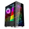 Spirit of Gamer ROGUE 4 Számítógépház, RGB (8622B30RGB)