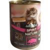 Spirit of Nature Cat vaddisznóhúsos konzerv (24 x 415 g) 9.96kg