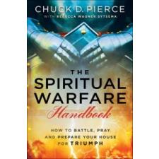Spiritual Warfare Handbook idegen nyelvű könyv