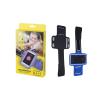 Sport karpánt kék OnePlus 5,0-5,7 collos telefonokhoz, futó tok
