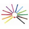 """STABILO Filctoll készlet, 1 mm, STABILO """"Cappi"""", 12 különböző szín"""