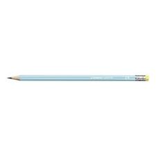 STABILO Grafitceruza STABILO Pencil 160 2B hatszögletű kék radíros ceruza