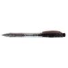 "STABILO ""Liner 308"" 0,38 mm nyomógombos fekete golyóstoll"