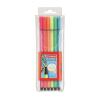 """STABILO """"Pen 68"""" 1 mm, 6 neon színű rostirón készlet"""