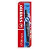 """STABILO Rollertoll betét, zselés, 0,5 mm,  """"Easy original"""", kék"""