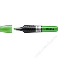 STABILO Szövegkiemelő, 2-5 mm, STABILO Luminator, zöld filctoll, marker