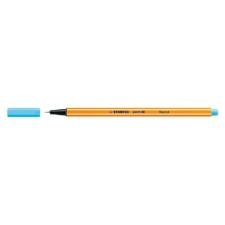"STABILO Tűfilc, 0,4 mm, STABILO ""Point 88"", azúrkék filctoll, marker"
