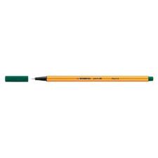 """STABILO Tűfilc, 0,4 mm, STABILO """"Point 88"""", fenyőzöld filctoll, marker"""