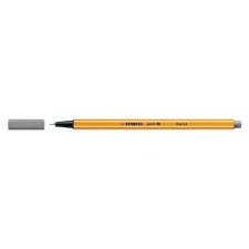 """STABILO Tűfilc, 0,4 mm, STABILO """"Point 88"""", szürke filctoll, marker"""