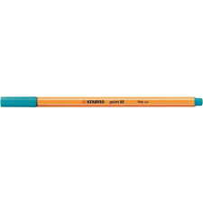 "STABILO Tűfilc, 0,4 mm, STABILO ""Point 88"", világoskék filctoll, marker"