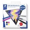 """STAEDTLER Akvarell ceruza készlet, STAEDTLER """"Design Journey Zodiac Sign"""", 4 különböző szín"""